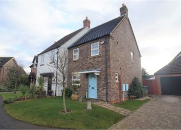 Thumbnail 3 bed semi-detached house for sale in St. Botolphs Gate, Saxilby