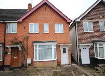 Thumbnail 3 bed property to rent in Gracemere Crescent, Hall Green, Birmingham