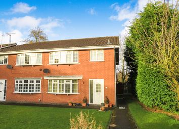 Thumbnail 2 bed flat for sale in Dean Close, Littleover, Derby
