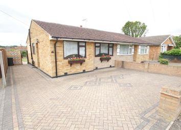 Thumbnail 2 bed semi-detached bungalow for sale in Green Lane, Eastwood, Leigh-On-Sea