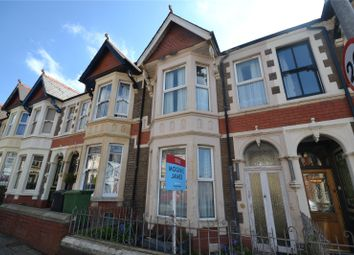 3 bed terraced house for sale in Mafeking Road, Penylan, Cardiff CF23