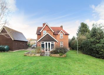 Thumbnail 4 bed detached house for sale in School Loke, Hemsby, Great Yarmouth
