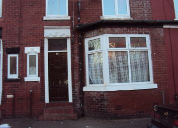 Thumbnail 3 bedroom terraced house for sale in Newland Street, Crumpsall, Manchester, Lancs