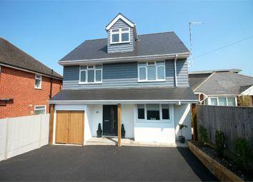 Thumbnail 4 bedroom detached house for sale in Dorchester Road, Oakdale, Poole, Dorset