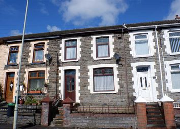 3 bed terraced house for sale in Brithweunydd Road, Trealaw, Tonypandy CF40
