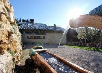 Thumbnail 3 bed farmhouse for sale in Rhône-Alpes, Haute-Savoie, Les Carroz D'araches