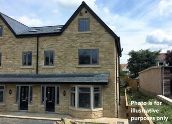 Thumbnail 5 bed semi-detached house for sale in Dallam Road, Shipley