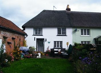 Thumbnail 2 bed cottage to rent in Exmouth Road, Colaton Raleigh, Sidmouth