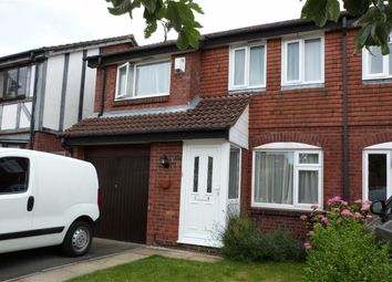 Thumbnail 3 bed semi-detached house for sale in Conyers Close, Grange Park, Swindon