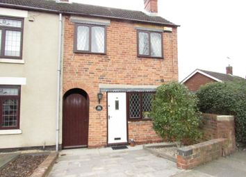 Thumbnail 2 bed end terrace house to rent in Main Street, Nottingham