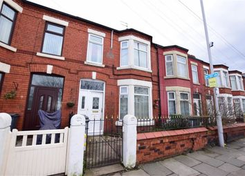 Thumbnail 3 bed terraced house for sale in Mill Lane, Wallasey, Merseyside