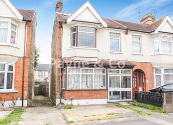 Thumbnail 3 bedroom end terrace house for sale in Cavenham Gardens, Ilford, Essex