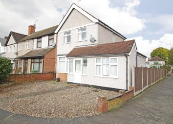 Thumbnail 3 bed end terrace house to rent in Montrose Avenue, Welling