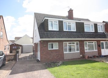 Thumbnail 3 bed semi-detached house to rent in Arundells Way, Taunton