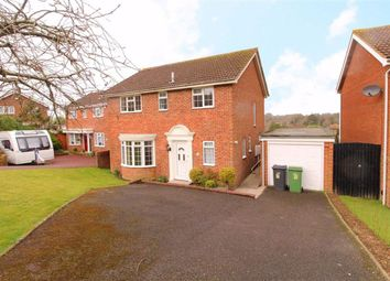 Thumbnail 5 bed detached house for sale in Marlborough Close, St. Leonards-On-Sea, East Sussex