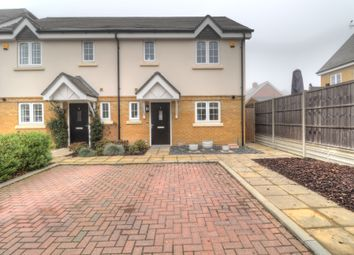 3 bed semi-detached house for sale in Ayrshire Crescent, Knaphill, Woking GU21