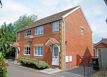 Thumbnail 3 bed semi-detached house to rent in Cashford Gate, Taunton, Somerset
