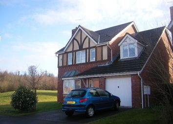 Thumbnail 4 bed detached house to rent in Llyn Tircoed, Tircoed Forest Village, Penllergaer, Swansea