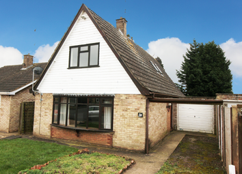 Thumbnail 3 bed detached house for sale in Chestnut Drive, Peterborough, Cambridgeshire