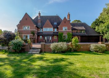 Thumbnail 7 bed detached house for sale in Church Road, Kirkby Mallory
