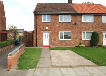 Thumbnail 3 bed semi-detached house to rent in Hall Green, Blyth