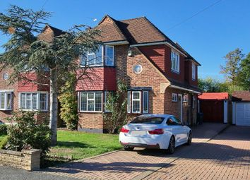 Thumbnail 3 bed detached house for sale in Blakes Avenue, New Malden