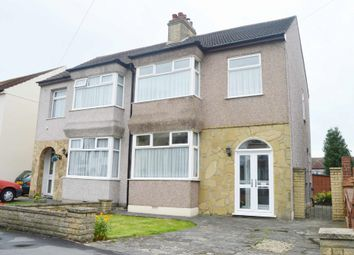 Thumbnail 3 bed semi-detached house for sale in Standen Avenue, Hornchurch