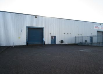 Thumbnail Industrial to let in Wardpark Road, Cumbernauld