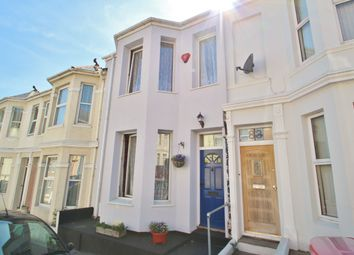 Thumbnail 3 bed terraced house for sale in Barton Avenue, Plymouth