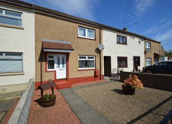 Thumbnail 2 bed terraced house for sale in Newhouse Drive, Kilbirnie, North Ayrshire