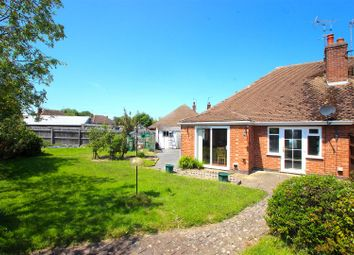 Thumbnail 2 bed semi-detached bungalow for sale in Midhurst Avenue, Braunstone, Leicester