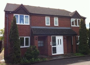 Thumbnail 1 bed flat to rent in Parton Road, Churchdown