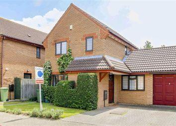 Thumbnail 3 bed link-detached house for sale in Longhedge, Caldecotte, Milton Keynes, Bucks