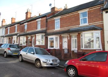 Thumbnail 4 bed terraced house to rent in Clarendon Road, Reading