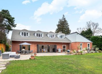 Thumbnail 7 bed detached house for sale in Nine Mile Ride, Wokingham