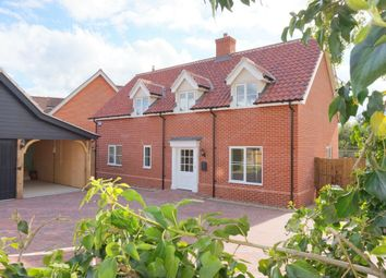Thumbnail 4 bed detached house for sale in The Street, Raydon, Ipswich