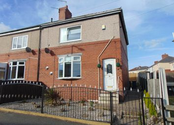 Thumbnail 3 bed semi-detached house for sale in Central Avenue, Grimethorpe, Barnsley