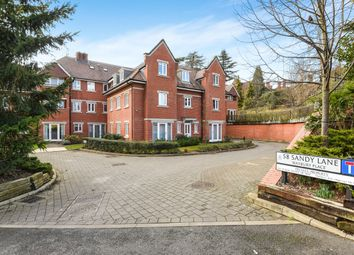 Thumbnail 2 bed flat to rent in Maybury Place, Sandy Lane, Surrey