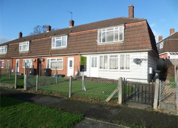 Thumbnail 3 bed end terrace house to rent in Buttington Road, Sedbury, Chepstow, Gloucestershire