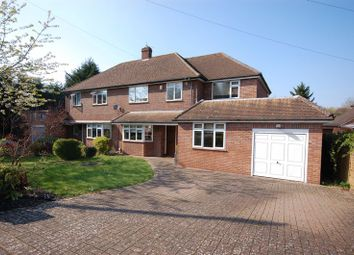 Thumbnail 4 bed semi-detached house to rent in Landford Close, Rickmansworth