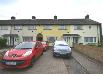 Thumbnail 4 bed terraced house for sale in Clare Road, Stanwell, Staines-Upon-Thames, Surrey