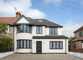 Thumbnail 4 bed semi-detached house for sale in Twickenham Gardens, Wembley