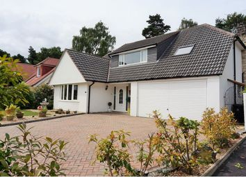 Thumbnail 4 bed detached house for sale in Heather Drive, Ferndown