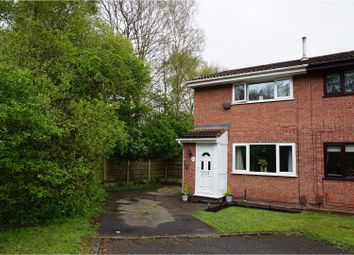 Thumbnail 2 bed semi-detached house for sale in Colwyn Close, Warrington