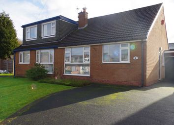 Thumbnail 2 bedroom bungalow to rent in Masefield Road, Little Lever, Bolton