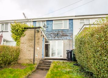 Thumbnail 3 bed terraced house for sale in Keene Avenue, Rogerstone, Newport