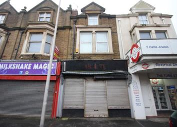 Thumbnail Retail premises for sale in Bond Street, Blackpool