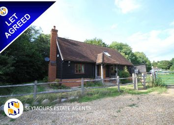 Thumbnail 2 bed detached house to rent in Mill Lane, Forest Green, Dorking