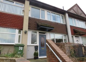 Thumbnail 3 bed terraced house for sale in The Meadow, Upton, Wirral