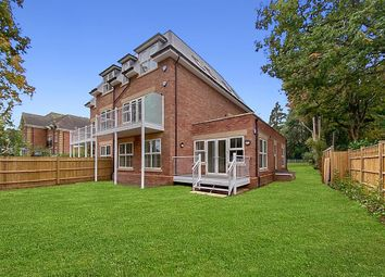 Thumbnail 3 bed flat for sale in Tower Road, Branksome Park, Poole